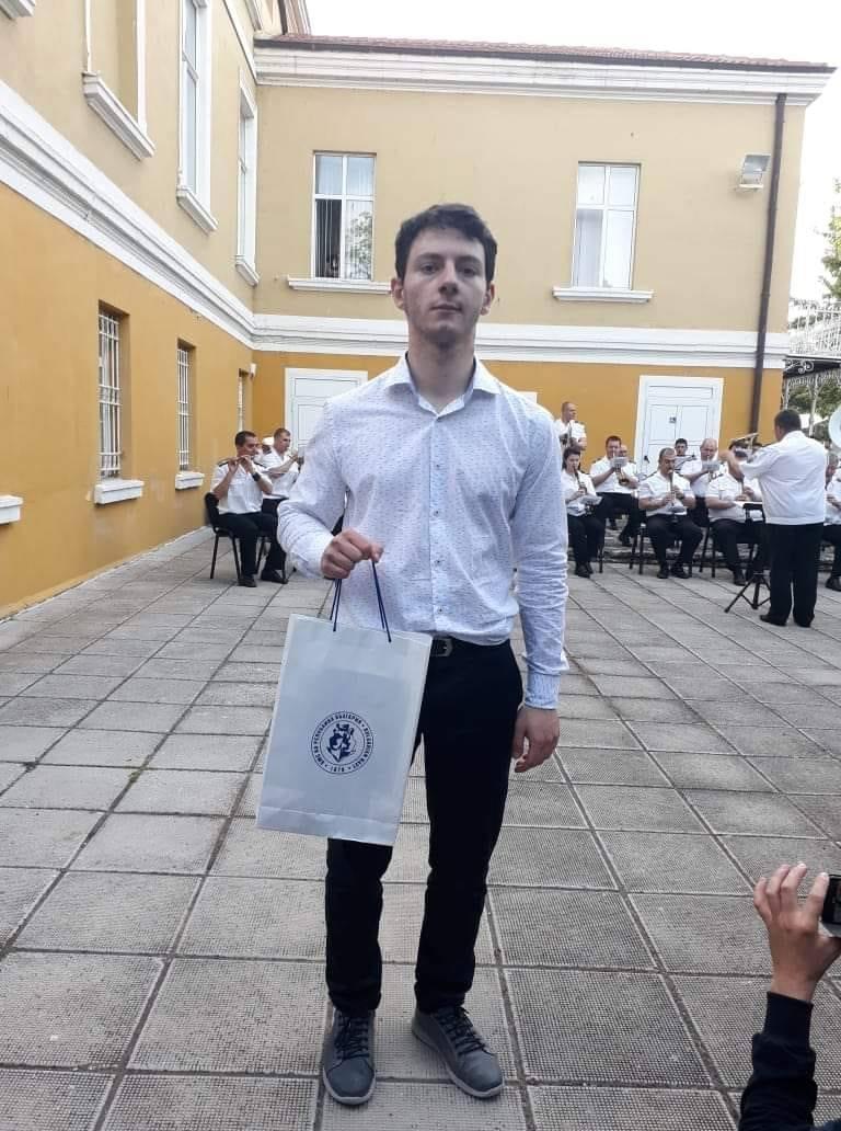 Димо Савов отново с първа награда
